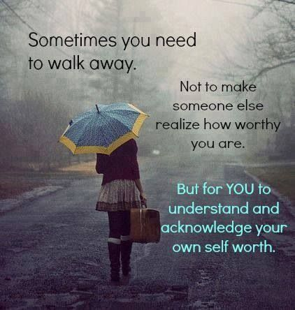 walking away from a disrespectful relationship quotes