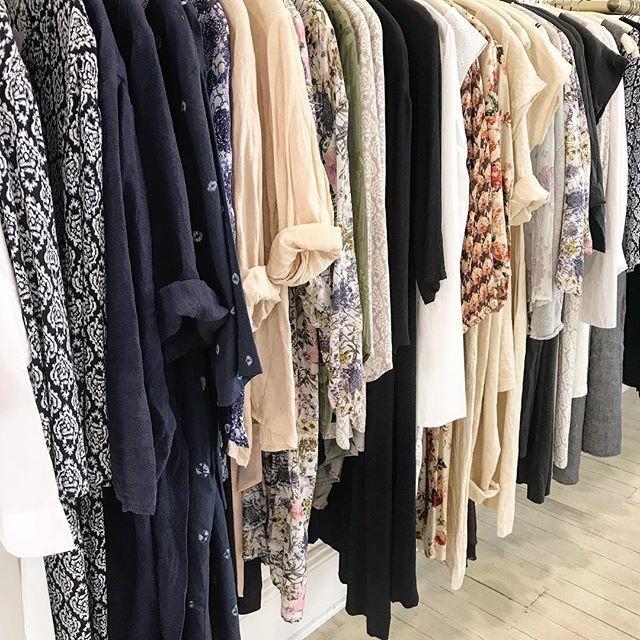 Pretty... @jiva_clothing #autumn #silkcotton #linen #naturalfabrics #madeinaustralia