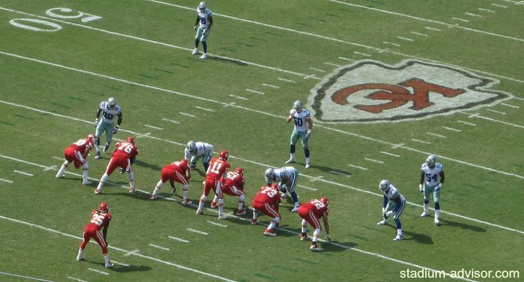 See Alex Smith and the Kansas City Chiefs at Arrowhead Stadium http://www.stadium-advisor.com/kansas-city-chiefs-schedule.html