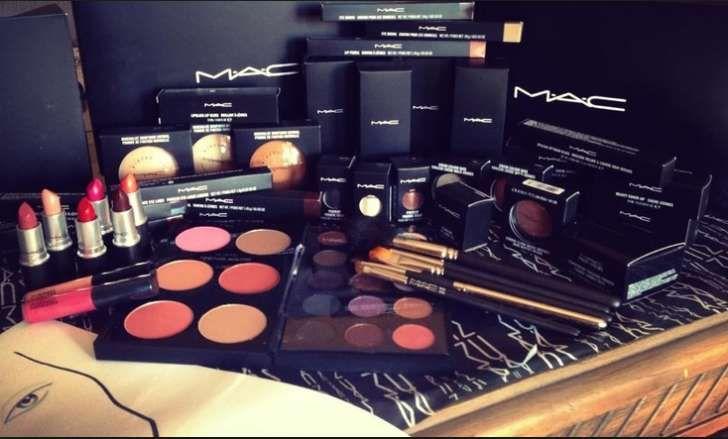 10 pasos para aplicar productos de maquillaje MAC