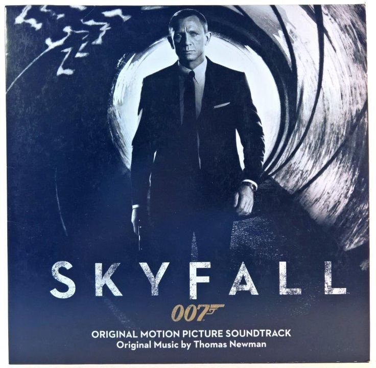 Thomas Newman - Skyfall (Original Motion Picture Soundtrack)