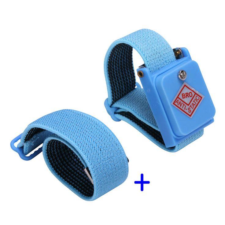 Esd anti static wrist strap elastic band discharge band