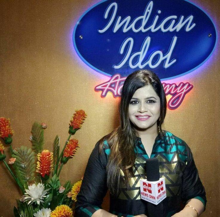 Rajni Jain Aarya Indian Idol Academy