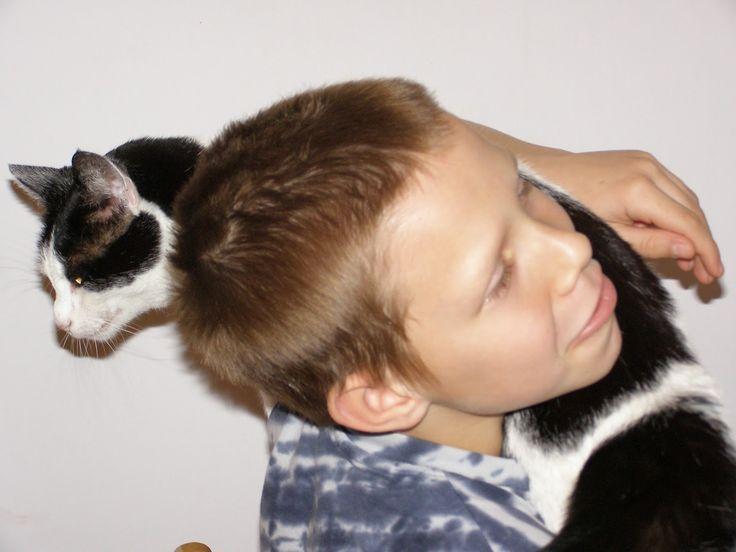 Zespół Aspergera: Chłopiec, który rozmawiał z kotem