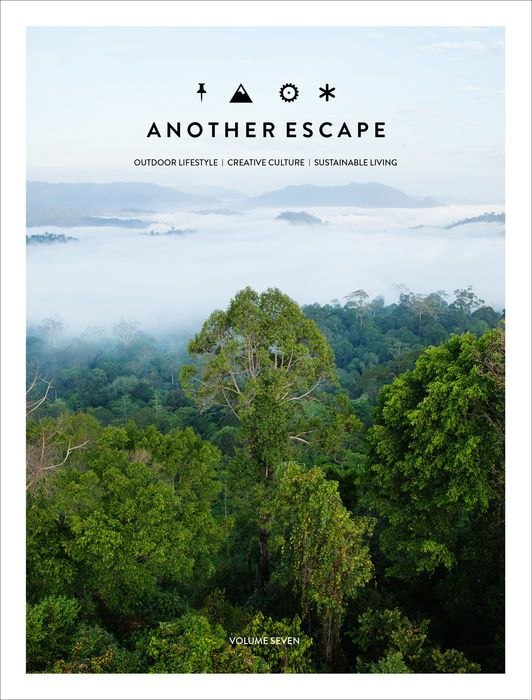 another escape magazine | Inspiring books and travel magazines to read