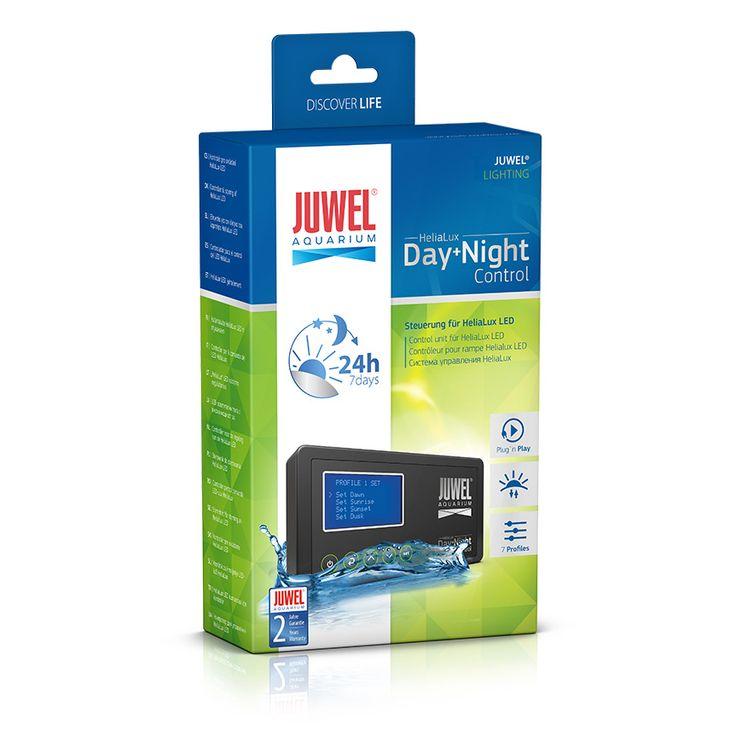 JUWEL HeliaLux LED Day + Night Control Version 2.2 contrôleur haut gamme pour réglette JUWEL HeliaLux LED