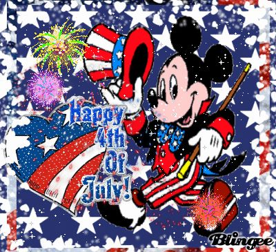Mickey Mouse (4th Of July) Picture #113805286 | Blingee.