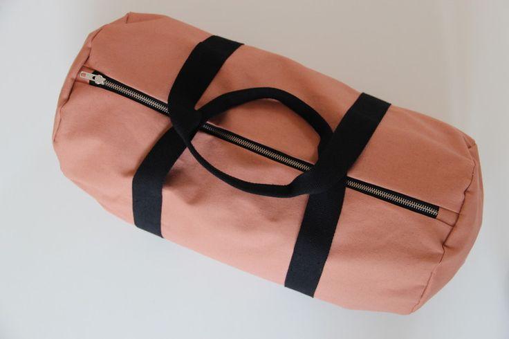 Tasche HUGO Weekender Duffle Bag Travel Sport von m a d e b y b i r d i e auf DaWanda.com