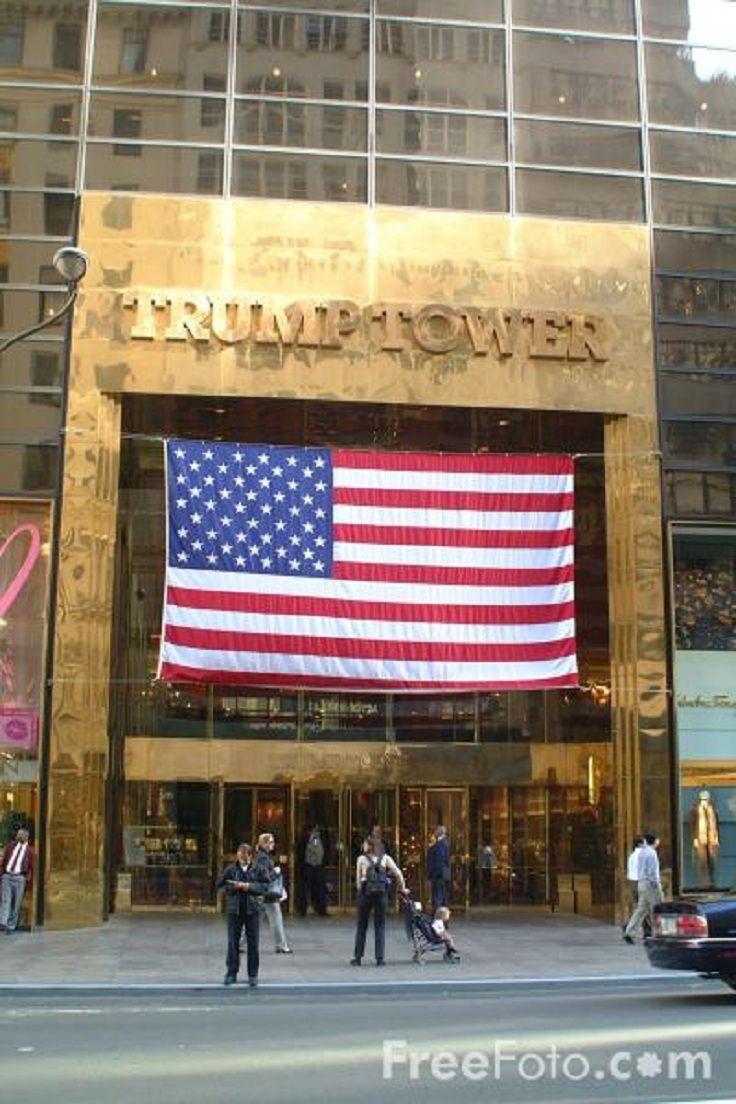 Trump Tower #OnThe5thAvenue