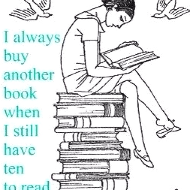 So So So true. I am so smart and so well read. I love to read. Book. Like...real books.