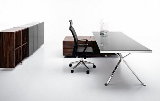 Modern minimalist CEO Office furniture design