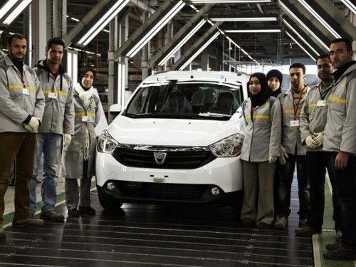 Le Maroc à la tête des pays dans le marché de l'automobile - Mcar Location de Voitures Tunisie Blog - News et informations