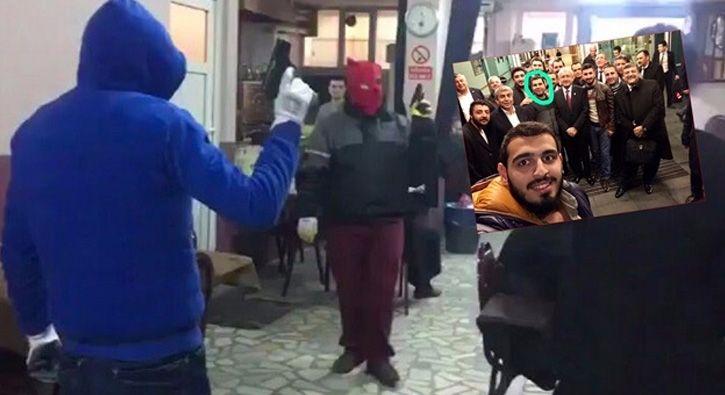 #GÜNDEM Kahvehane basan DHKP-C'li terörist CHP üyesi çıktı: Okmeydanı'nda kahvehane basıp 'evet'çileri ölümle tehdit eden DHKP-C'li…
