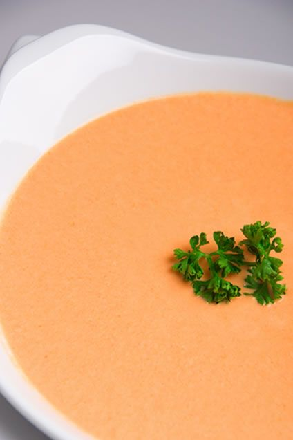 Carrot and Pumpkin Soup with Smoked Paprika | Recipe