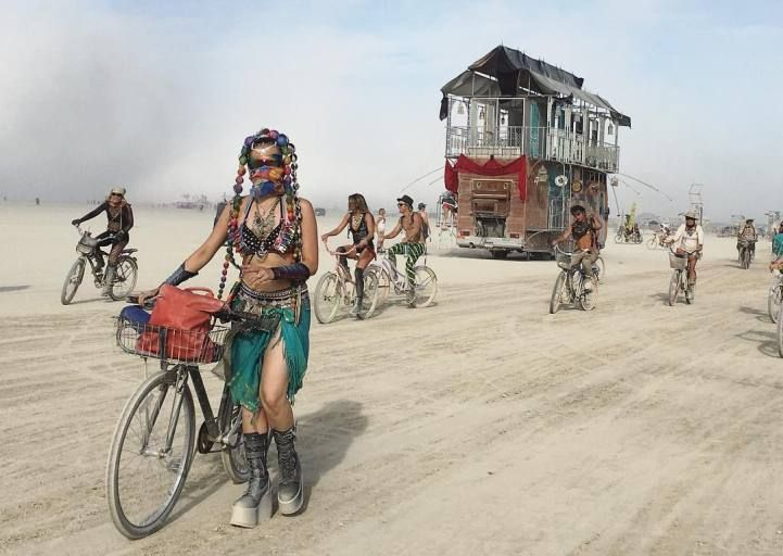 Best EVENTS That Are Amazing Images On Pinterest Black Rock - Fantastic photos of burning man counter culture event taking place in the desert