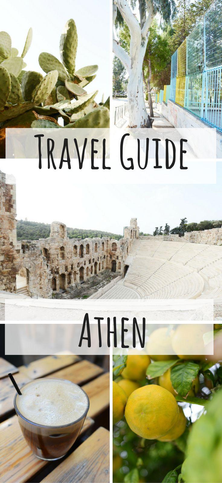 Tipps für ein Wochenende in Athen, Griechenland