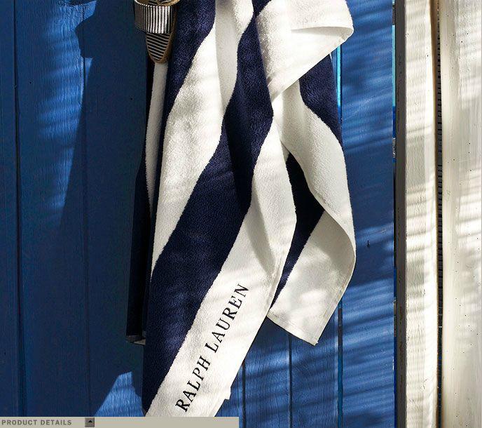 Ralph Lauren Mens Beach Towel: 170 Best Images About Ralph Lauren Home Nautical, Ocean