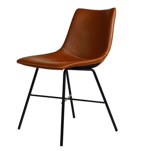 Polsterstuhl Urban Industrial Braun Stuhl Im Neuen Modern Industrial Design Von Fabrikschick De Neues Design Neuer Stil Polsterstuhl Stuhle Vintage Stuhle