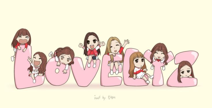 Lovelyz fan art
