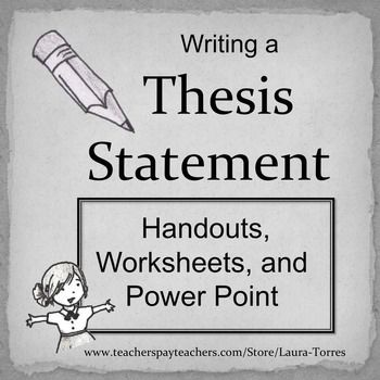 The Thesis Statement In A Research Essay Should Thesis Statements Writing A Great Thesis Pollution Essay In English also Essay On English Language Best  Thesis Statement Ideas On Pinterest  Writing A Thesis  Healthy Mind In A Healthy Body Essay