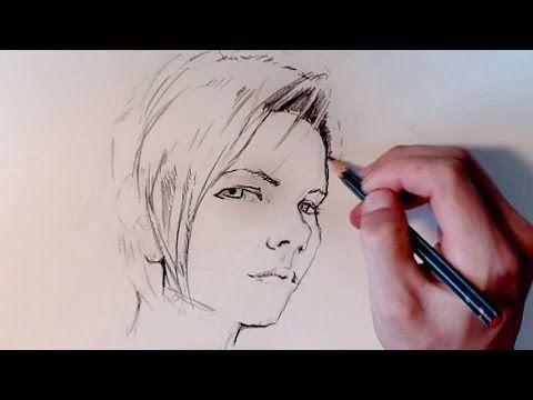 Ejercicio Superfácil para Dibujar Muchísimo Mejor en 12 minutos: Técnicas de Dibujo Esenciales - YouTube