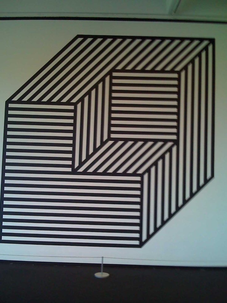 14 best images about sol lewitt on pinterest squares for Minimal art sol lewitt
