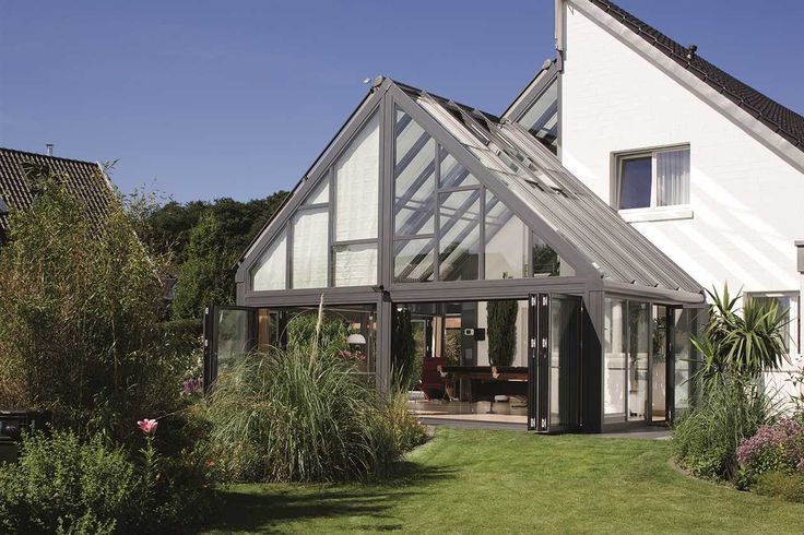 Solarlux - Conservatories sun room - Winter garden
