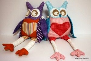 Two little owls that I once knew
