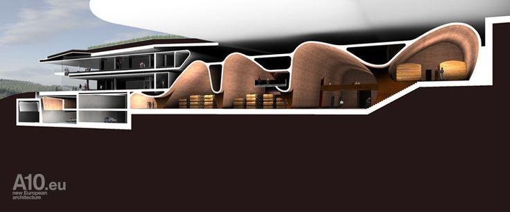 Antinori Winery (Toscana) #wine #architecture #italy