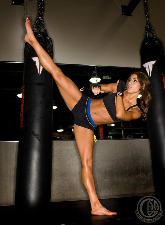 Chady Dunmore, fitness model/figure competitor/source of major inspiration.