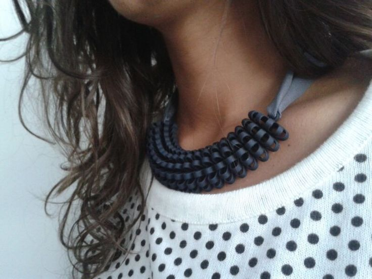 Merletto Necklace 3D Printed