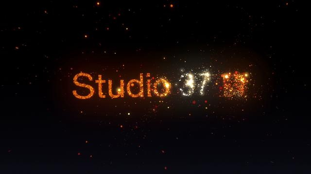 Lovely and stunning logo animation for Studio 37