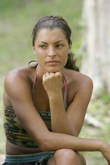 Survivor Guatemala - Stephanie... this girl inspires me .. I've watched every single episode of survivor,  no woman has ever impressed me more! Not even close! BaddassB!! :)