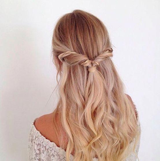 #LazyHairstyles #beaut #faster # coiffures #quick Des coiffures rapides et faciles pour vous faire sortir plus rapidement