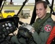 Britain's Prince William poses in a Sea King helicopter at the Royal Air Force base Valley in Anglesey, Wales in a recent photo released June 7, 2012. Prince William, or Flight Lieutenant Wales as he is known in the military, has qualified as an operational captain within the Royal Air Force Search and Rescue Force, his office said. He will now command Search and Rescue operations in RAF Sea King helicopters as until now he has only co-piloted .