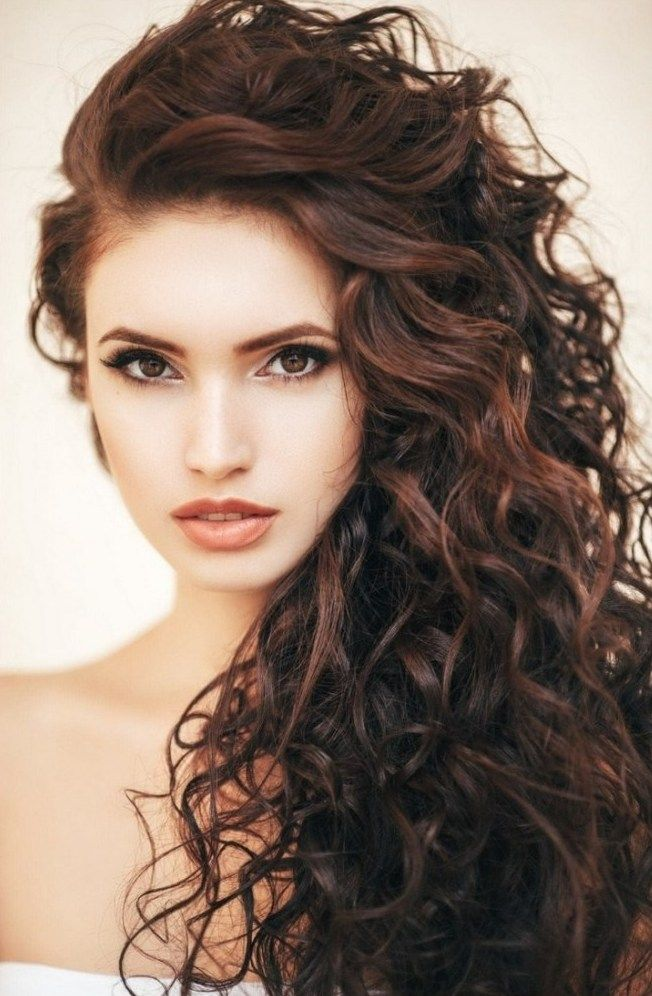 40 Loose Curly Natural Hairstyle Ideas Hair Styler