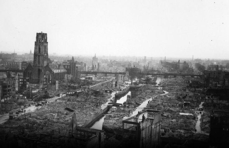 Rotterdam, 1940