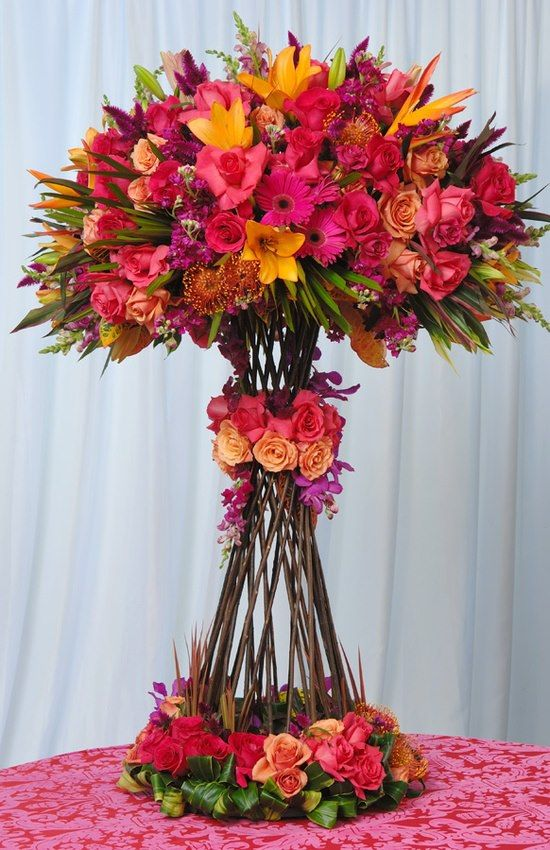 Best 20+ Summer Flower Arrangements Ideas On Pinterest | Home Decor Floral  Arrangements, Spring Decorations And Flower Arrangements