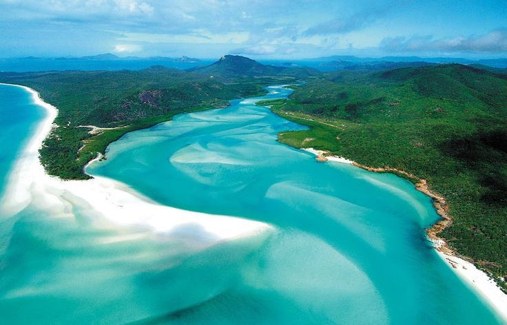 australia whitehaven