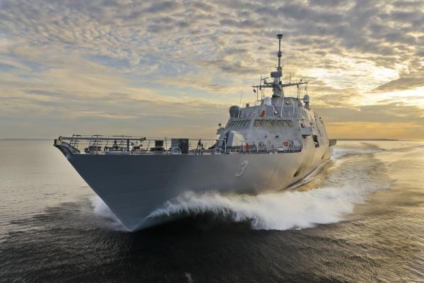 Americká válečná loď prošla náhlé raketový útok v Rudém moři - MirTesen