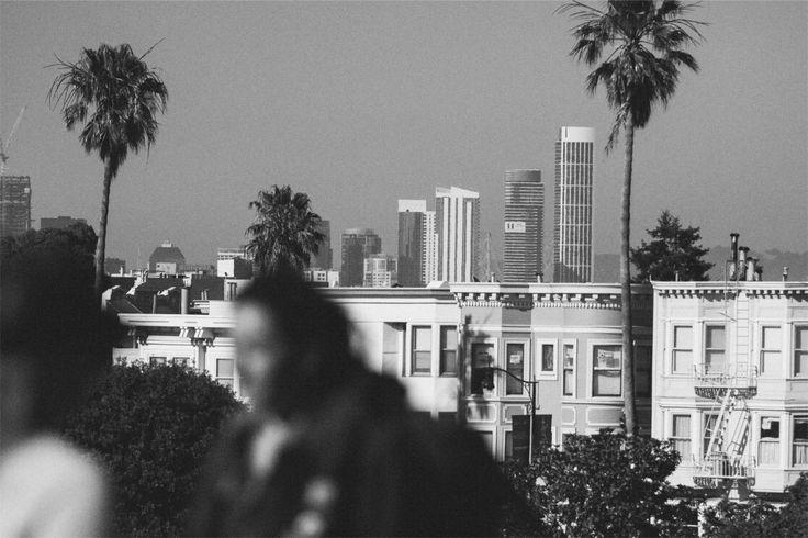 Pierre Le Vaillant — Dolores Park San Francisco