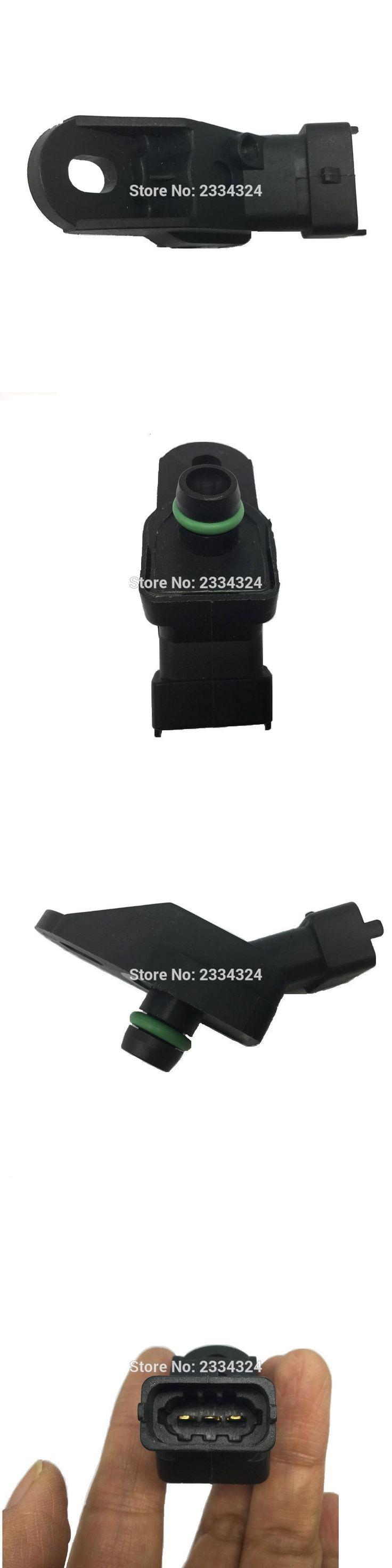 Intake Air Pressure Sensor For BMW E39 E46 E53 330D/XD 525 530 X5 Range Rover Opel Vauxhall Omega B 2.5 DTi/3.0 TD 0261230046