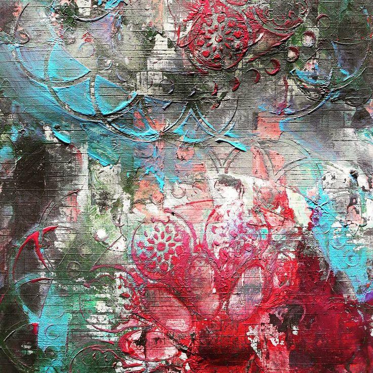www.koolmade.nl mixed media cards
