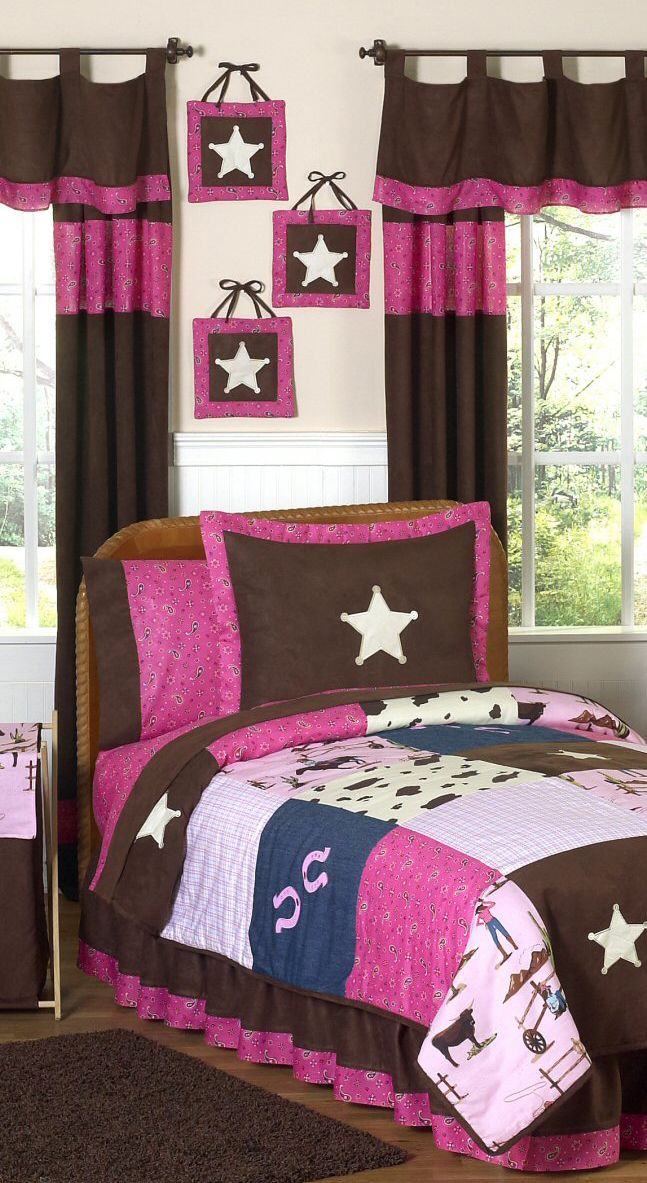 Jojo Cowgirl Bedding Collection
