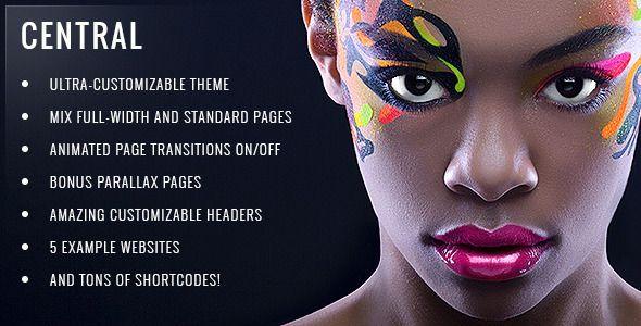 Responsive Full Screen Wordpress Theme http://stockgorilla.blogspot.ch/2014/03/12-best-responsive-full-screen.html