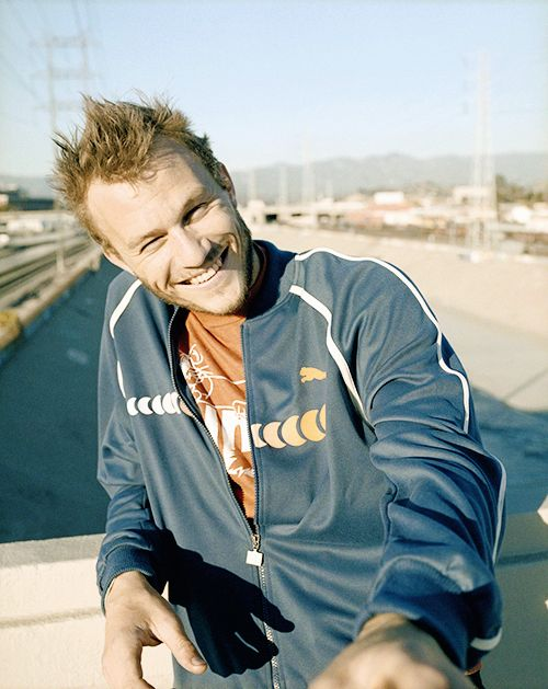 Heath Ledger ph Ben Watts for Interview Magazine, 2004