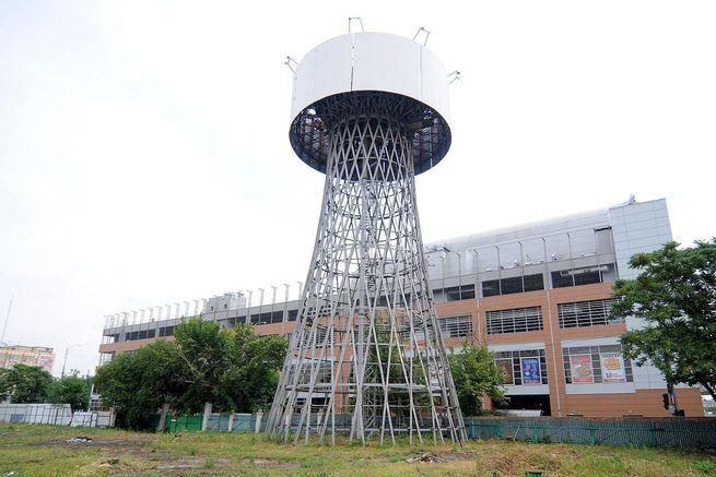 Шуховская башня Краснодар