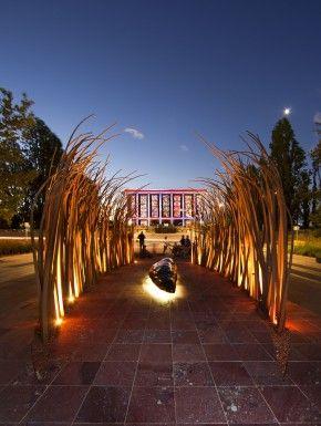 'Enlighten Canberra' - National Library of Australia