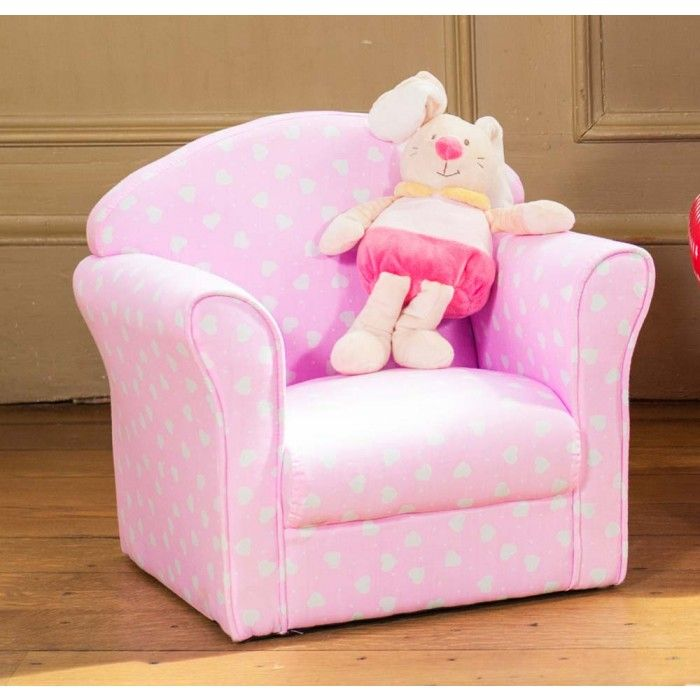 17 best images about children 39 s chairs on pinterest for Kids pink armchair