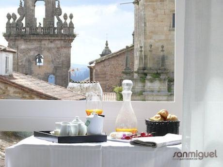 Hotel Gastronómico San Miguel - Santiago de Compostela